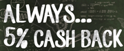 Nobonus casino cash back
